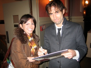 Andrew Bird and Kelly